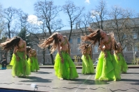 Восточные, фламенко танцы для детей