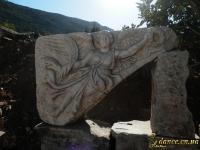Турция Измир Эфе́с и Дом Девы Марии