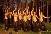Арабские танцы в Чренигове