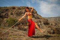 Восточный танец с тростью