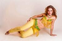 Ирина Кошка, преподаватель восточных танцев
