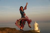 Ирина Николаевна, руководитель студии испанских танцев