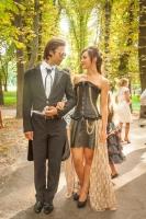 Стильная свадьба Steampunk