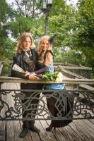 Молодожены Валерий и Алиса