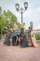 Эпатажные невесты в Чернигове