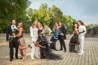 Эпатажная Steampunk свадьба в Чернигове