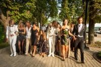 Свадьба инструкторов и учеников Школы танца