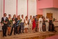 Преподаватели и ученики Школы танца